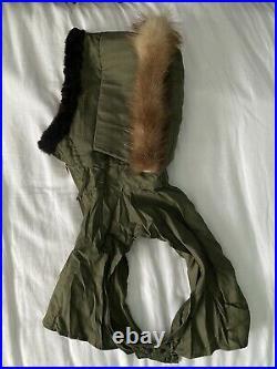 US NAVY Bureau of Weapons Detachable Hood Korean War 1960s
