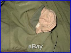 US WWII, Korean War, Private Purchase Tankers Jacket -Great Shape