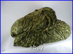 USGI Korean War Era 64' Camouflage Cargo Parachute Canopy