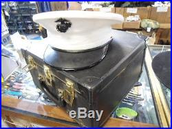 USMC Dress Hat Korean War Era sz 7 1/4 with box VINTAGE/COLLECTOR