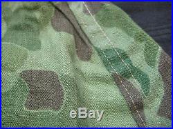 Usmc Korean War Ww2 Pattern Camo Helmet Cover Us Marine Corps Vietnam
