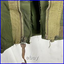 USMC M52 Body Armor Frag Vest Marine Corp Korean Vietnam War