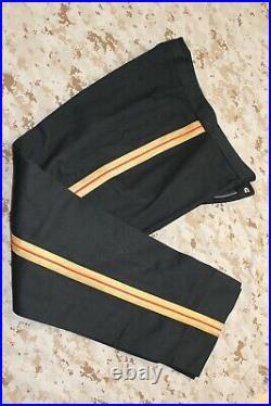 USMC Marine Corps Evening Dress Uniform Named Korean War Chosin Few Officer