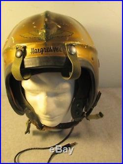 USN Flight Helmet, Korean War