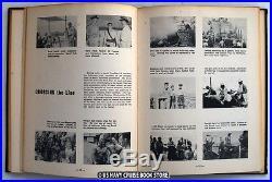 Uss Hyman Dd-732 1951-1952 Korean War-world Cruise Book
