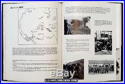 Uss Manchester Cl-83 1950-1951 Korean War Cruise Book