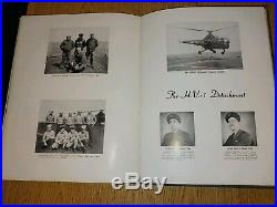 USS Princeton (CV-37) 1950 1951 Korean War Cruise Book Navy Cruisebook Korea