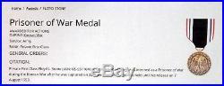 United States Korean War Silver Star Medal Named 1st Cav DIV Pow Y8008