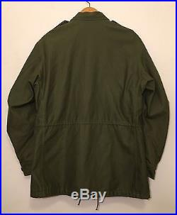 Unworn NOS Korean War Era M1951 M51 Field Jacket Pre M65 Medium Regular