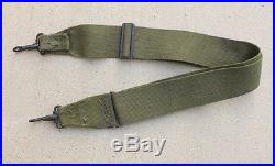 Us Military Korean War General Purpose Carrying Canvas Strap Shoulder Usmc Sling