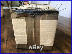 Usaaf Aaf 1957 Korean War A-14b Pilot Flight Oxygen Mask Boxed #1