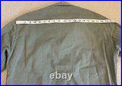 Usmc P41/47 Shirt Id'ed Korean War Veteran