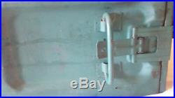 Usn Navy Korean War 1952 Steel Mark 1 Mod 0 Large Ammo Can Battleship Uss Iowa