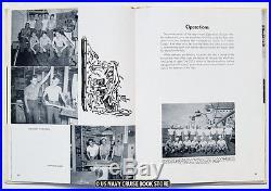 Uss Jupiter Avs-8 1951-1953 Korean War Cruise Book