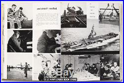Uss Kearsarge Cva-33 Air Group 101 1953 Korean War Cruise Book