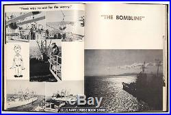 Uss Saint Paul Ca-73 1951-1952 Korean War Cruise Book