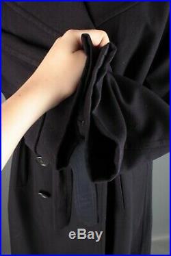 VTG Women's 50s WAVES Korean War  Navy Coat & Skirt Uniform Set Size XS #2780
