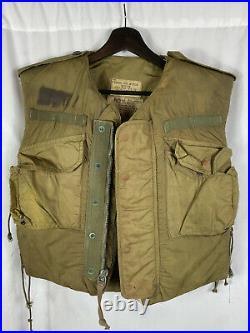 Vietnam Korean War m-1952A US Flak Jacket Vest Medium Frag
