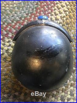 Vietnam Or Korean War Pilot Helmet