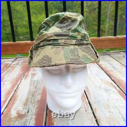 Vietnam War ROK Korean Marine Combat Camo Uniform Pants Special Forces Jones Hat