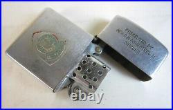 Vint 1960s ABC Lighter C. H. Bonesteel Korean War Presentation CINCUNC HQUNC