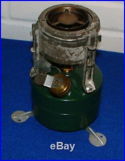 Vintage 1951 Coleman M-1950 Light Gasoline Cooking Stove - Korean War Era