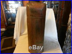 Vintage 1951 US Army Korean War Gas or Water Jerry Can by Radio Steel 20-5-51