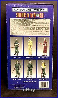 Vintage/Collectible Soldiers Of The World Korean War 1950-1953 Australia Corpora