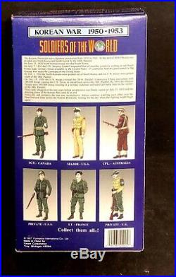 Vintage/Collectible Soldiers Of The World Korean War 1950-1953 U. K PRIVATE