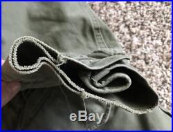 Vintage KOREAN War US Army Field Uniform & Field Coat Jacket Vietnam