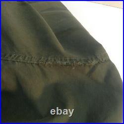 Vintage Korean War Fishtail Parka Shell