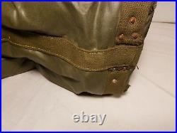 Vintage Korean War Military 5 Gallon Water / Fuel Can Jerry Insulated Cooler Bag