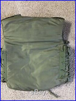 Vintage Korean War era U. S. Military Army Armor Vest flak Jacket M-1952A Small