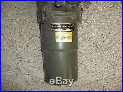 Vintage MT-128B/TIQ-2 Tripod & Loudspeaker/Horn LS-103B/TIQ-2 Korean War