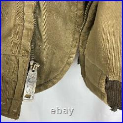 Vintage Named Korean War Private Purchase Tanker Jacket
