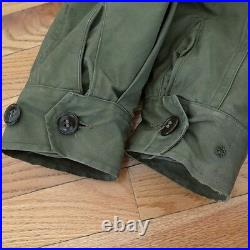 Vintage Original Korean War M-1950 M1950 Field Jacket Mil-j-843 Small Regular