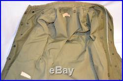 Vintage Us Marine Corps Korean War Usmc M51 Field Jacket