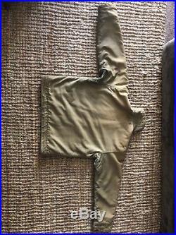Vintage WWII N1 Deck Jacket Large 42 WW2 Or Korean War USN Navy Civilian N-1