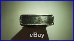 Vintage Zippo 950/Silver Korean War 5th RRU(P)