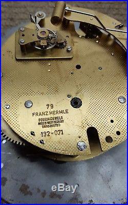 Vtg 1950's USS Sailfish SSR-572 Brass Ships Clock USN Navy Submarine Korean War