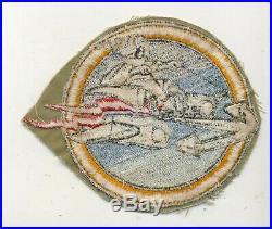 Vtg Korean war Navy attack squadron patch ghost rider Military. Vf 171 Korea