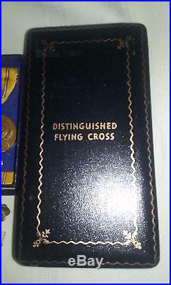 WW ll & Korean War Medal Group Thomas A Hudson, Jr. Distinguished Flying Cross