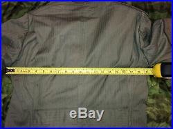 WW2 Korean War Era USMC HBT Shooting Jacket, US Marine Corps, Herringbone Twill