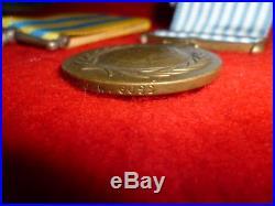 WW2 / Korean War Medal Group to The Princess Patricias Canadian Light Infantry