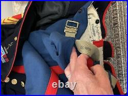 WW2 / Korean War USMC Dress Blues uniform