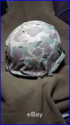 WW2/Korean War USMC helmet