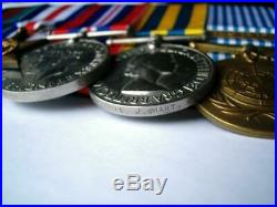 WW2 & Korean War medals Pte Smart KOSB Victoria Cross action late Highland LI