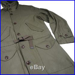 WWII Korean War American M47 coat pure cotton no inner liner reproductions
