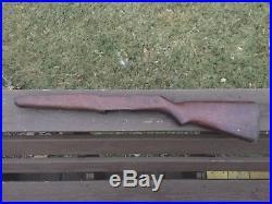 WWII Korean War M1 M1C M1D Garand USGI J. L. G. JLG Stock Rare James L. Guidon