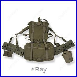WWII Korean War US Army Army Soldier M1945 Field Combat Cargo Pack Bag Equipment